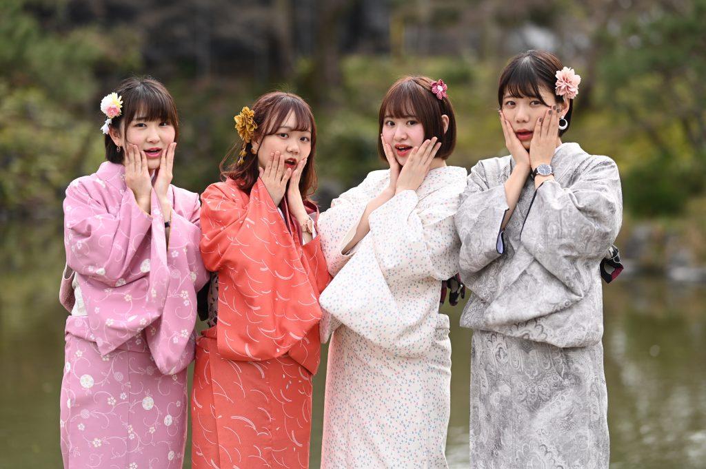 祇園の春、見つけました🌸