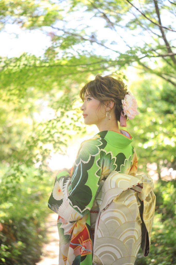 八坂神社⛩!!「茅の輪」