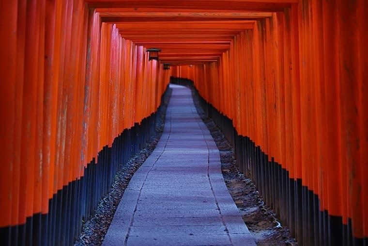 着物に似合う伏見稲荷神社のご紹介【きものレンタル夢京都祇園店】