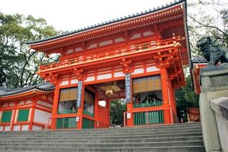 京都で着物で周る名所八坂神社のご紹介【きものレンタル夢京都祇園店】