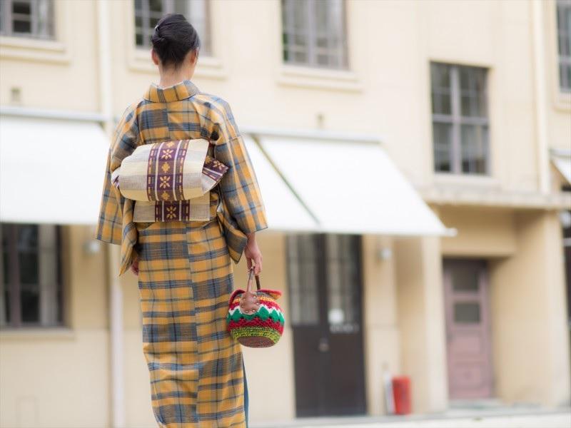 着物に似合うカバンのポイント【きものレンタル夢京都祇園店】