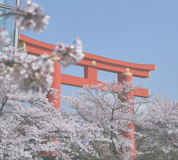 着物が映えるスポット平安神宮【きものレンタル夢京都祇園店】