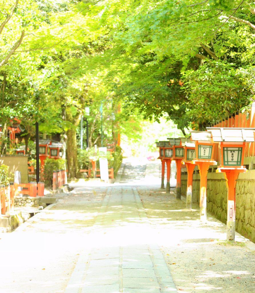 京都の七不思議☆「八坂神社」