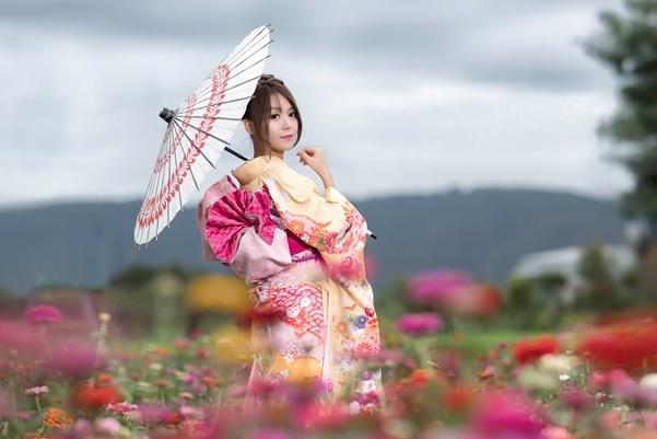 和傘だけじゃない!着物と相性がいい傘特集
