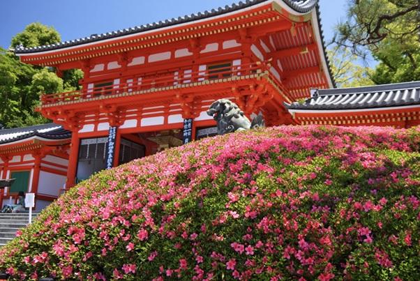 【注目】京都で有名な縁結び神社6選!