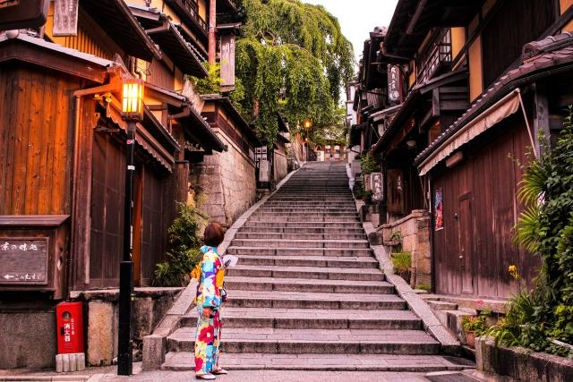 【京都で納涼!】浴衣で気分UP!京都の避暑地で涼しく過ごす