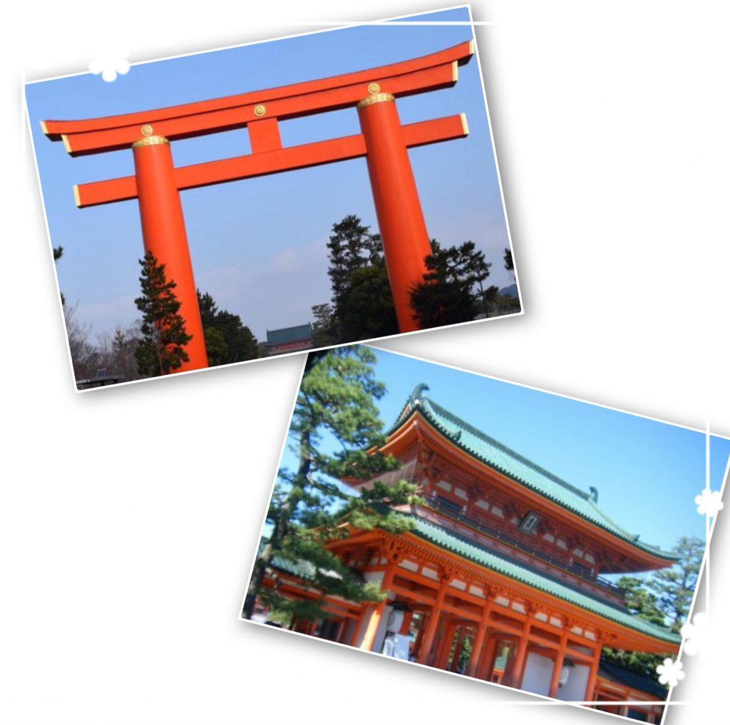 平安神宮『菖蒲』