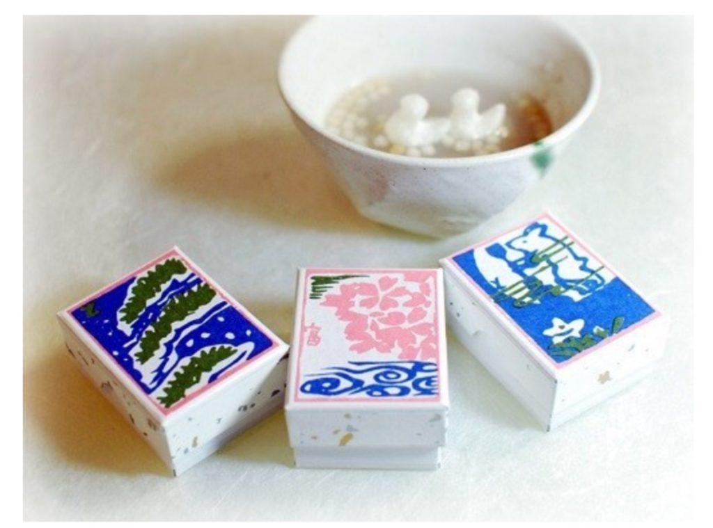 京都・二条若狭屋の不老泉