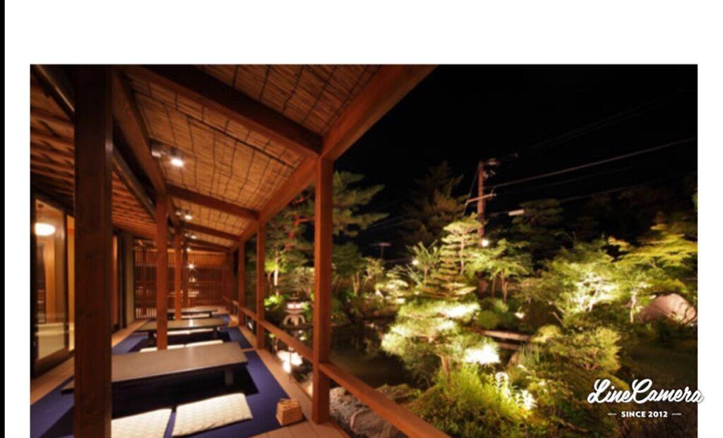 京都の料庭